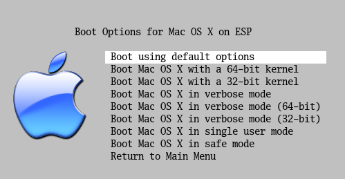 The rEFInd Boot Manager: Using rEFInd